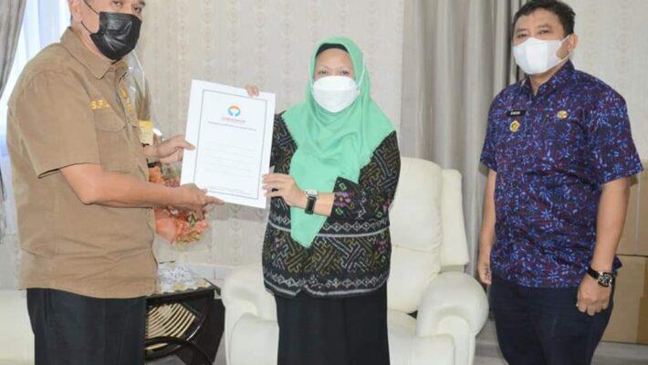 Kunjungan Kerja Ombudsman RI Sulteng